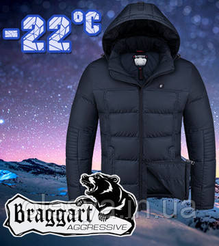 Куртка брендовая комфортная Braggart