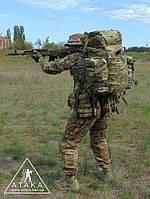 Рюкзак рейдовый «ЭКСПЕДИТОР»  (однотон) 65-75 л