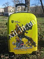 """Детский чемодан 20"""" на 4 колесах Transformer"""