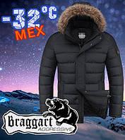 Куртка на искусственном меху размер 54 XXL, фото 1