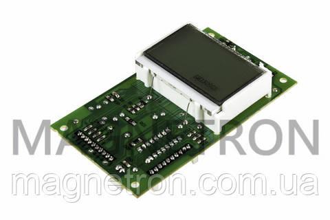 Плата индикации и управления BM1309(GS)-D-31 для хлебопечек Gorenje 401586
