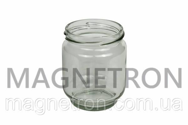 Баночка круглая (без крышечки) к йогуртницы DEX DYM-157, фото 2
