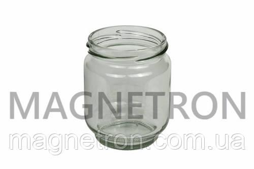 Баночка круглая (без крышечки) к йогуртницы DEX DYM-157