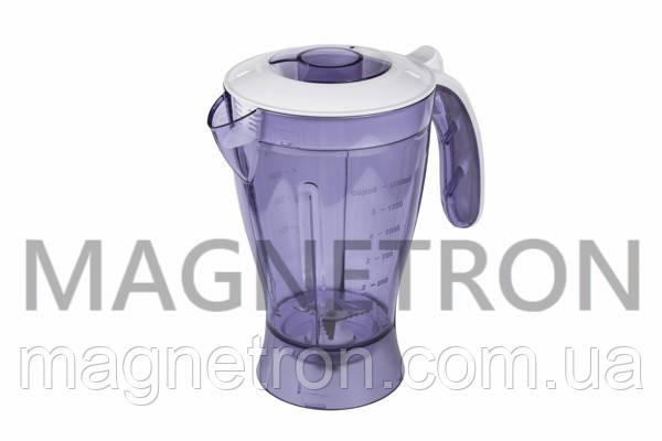 Чаша 1500ml блендера для кухонных комбайнов DEX DFP-2102 NEW, фото 2