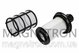 Набор фильтров HEPA цилиндрический + фильтр-сетка для пылесосов Vitek VT-1837 F0010109