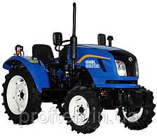 Трактор DONGFENG 404 DHL  (40 л.с., 4 цилиндра, колеса 7,5х16/12.4х24)