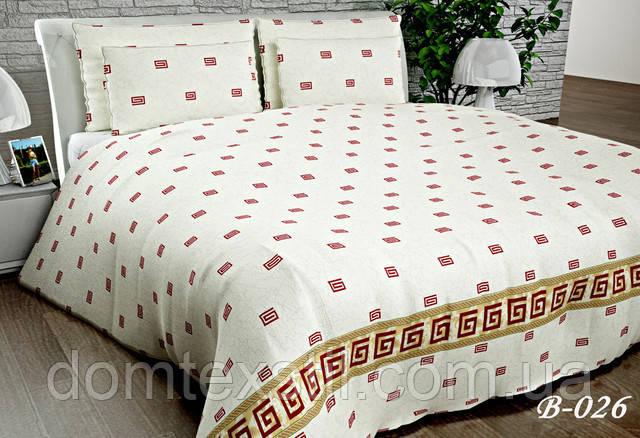 Двуспальное постельное белье в бязи. с большой простынью