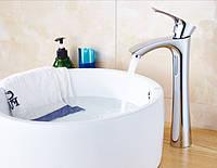 Смеситель кран в ванную комнату одно рычажный