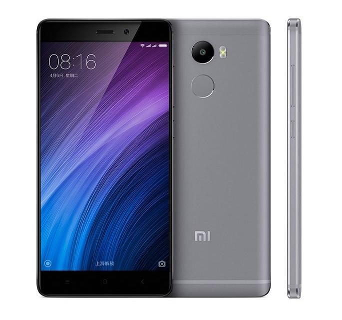 Смартфон Xiaomi Redmi 4