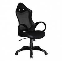 Кресло Матрикс-2 Anyfix Черный, сиденье Сетка черная/спинка Сетка черная.
