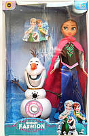 Кукла Frozen с аксессуарами 829-327, фото 1