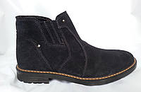 Ботинки на меху - классика