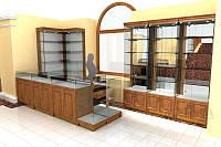 Торговое оборудование для магазина подарков и сувениров