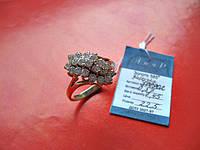 Золотое женское кольцо 22.5 размер 7.45 гр. ЗОЛОТО 585 пробы, фото 1