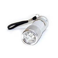 Светодиодный Фонарик BL 159-9 Led, карманный фонарик, ручной фонарь, металлический фонарик, фонарик bailong