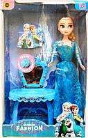 Кукла Frozen с аксессуарами 829-322