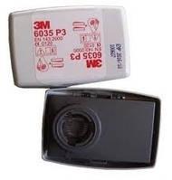 Фильтр противопылевой 3м  p3 6035 1шт. 3М