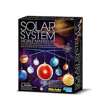 Детская лаборатория. Модель солнечной системы.