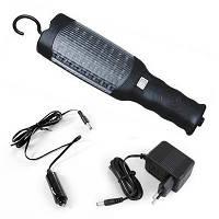 Лампа ACAR рабочая led 48 плоский + 2 блока питания 12 В / 230v