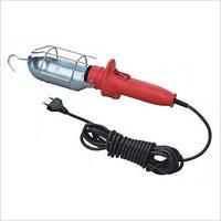 Лампа ACAR рабочая оранжевая 220 В 5м резина
