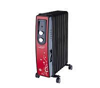 Радиатор масляный  ADLER fin-9 2000 вт, 9 ребер