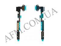 Шлейф (Flat cable) iPad mini/  iPad mini 2 Retina кнопки Home с компонентами