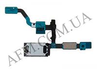Шлейф (Flat cable) Samsung N920/  N9200 Galaxy Note 5 с динамиком,   датчиком освещения и приближени