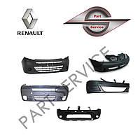 Бампер передний на Renault Trafic