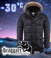 Эффектная зимняя куртка для мужчин Braggart размеры 46- 54, фото 1