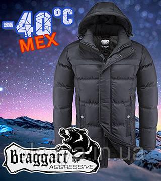 Утеплённая куртка мужская Braggart