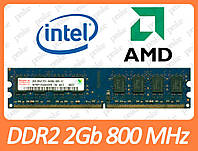 DDR2 2Gb Hynix 800Мгц (6400)