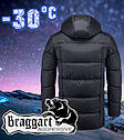Мужская куртка для зимы оригинальная Braggart размеры 48 -54, фото 2