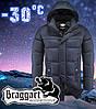 Оригинальная куртка мужская зимняя Braggart размеры 48- 54