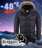 Классическая зимняя куртка Braggart 3184, фото 1