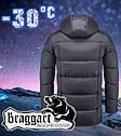 Оригинальная теплая мужская куртка для зимы Braggart размер 48- 54, фото 2