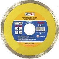 Алмазный отрезной диск 200 х 25,4/22,2 мм полный /ар
