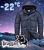 Молодёжная куртка стильная Braggart