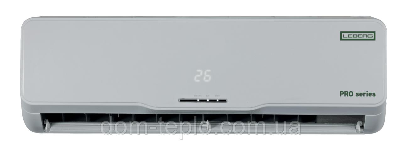 Кондиционер бытовой инверторный Leberg Thor Wi-Fi LBS-TOR24WF/LBU-TOR24WF