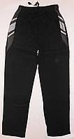 Спортивные мужские брюки на флисе, L - 4XL