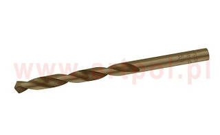 Сверло по металлу кобальтовое 2,7 мм (hss-co5%)