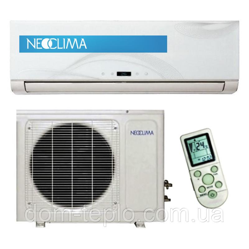 Кондиционер бытовой инверторный Neoclima SILENSE NEW ( -20 C ) NS/NU-24AHZI
