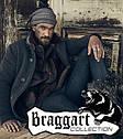 Мужская куртка молодежная зимняя Braggart, фото 3