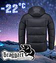 Мужская куртка молодежная зимняя Braggart, фото 2