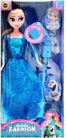Детская кукла Frozen с аксессуарами 829-325