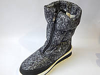 Женские зимние сапоги.G110-серый