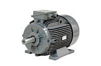 Трехфазный электродвигатель Gamak 90 кВт, 4 - 1500 об/мин, IE2