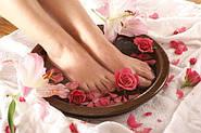 Ухаживающие и раслабляющие ванночки для ног