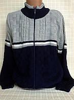 Детский свитер кардиган для мальчика подростка 146-152 см