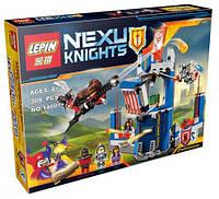Конструктор Nexu Knights Библиотека Мерлока 308 деталей