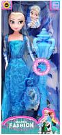 Детская кукла Frozen с аксессуарами 829-326